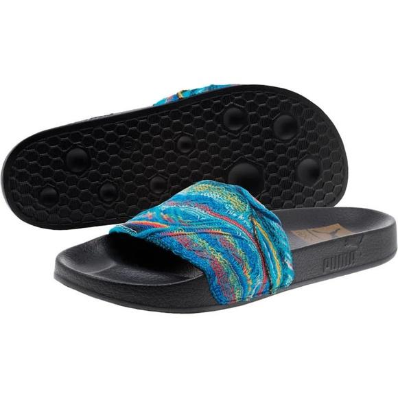 Puma Shoes   Puma Leadcat Coogi Blue